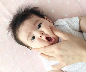 baby, olivia, and cute image