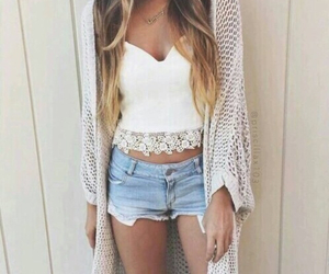 clothes, girl, and summer image