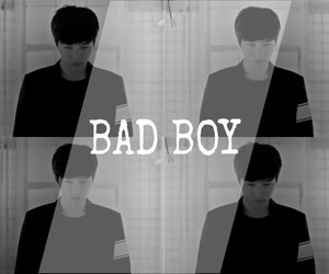 bad boy, infinite, and L image