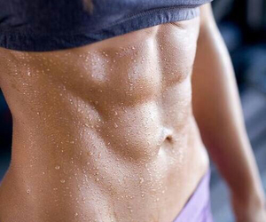 abs, Dream, and fitness image