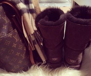 ugg, bag, and brown image