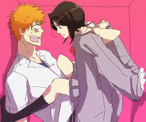 bleach and ichiruki image