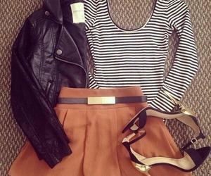 beautiful, moda, and clothes image