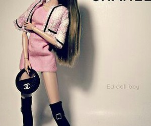 barbie and chanel image