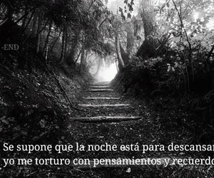 frases, night, and memories image