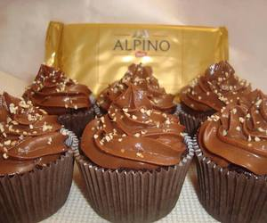 chocolate, delicious, and alpino image
