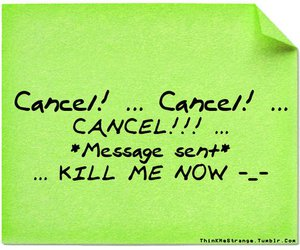 message, funny, and post it image