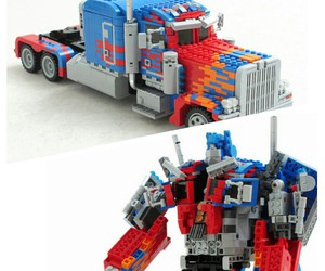 lego, toy, and transformers image