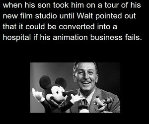 disney, fact, and tumblr image