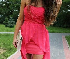 dress, look, and fashion image