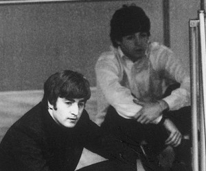 beatles, lennon, and mccartney image