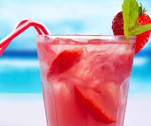 cherry, colourful, and drink image
