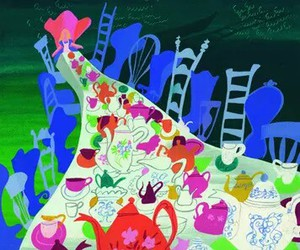 alice, alice in wonderland, and mary blair image