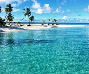beautiful, sea, and beach image