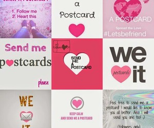 friendship, send, and we heart it image