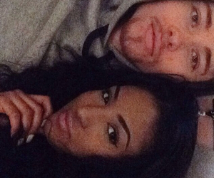 couple, goal, and interracial image