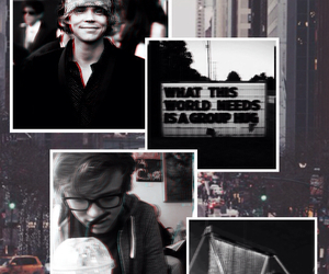 city, 5 seconds of summer, and 5sos image