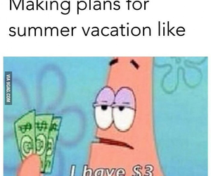 summer, funny, and money image