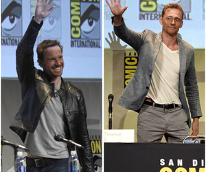 comic con, handsome, and magneto image