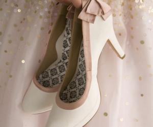 shoes, wedding, and beautiful image