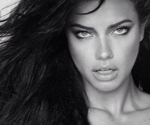 Adriana Lima, girl, and model image