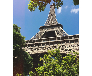 beautiful, 🇫🇷, and effeil tower image