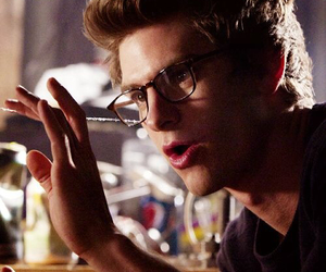 andrew garfield, peter parker, and the amazing spiderman image