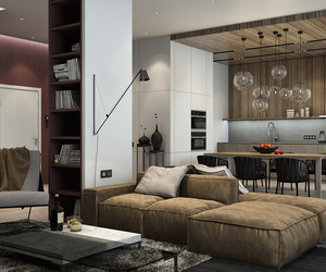 apartments, design, and interior image