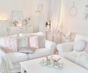 room, white, and friends image