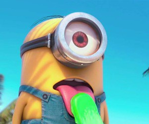 minions, lovely, and yellow image