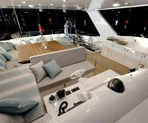 interior yacht luxury image