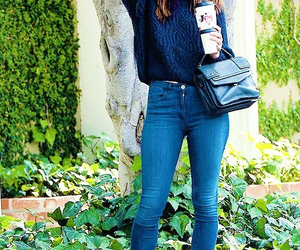 crystal reed, street style, and teen wolf image