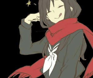 anime girl, manga, and kagerou project image