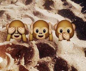 wallpaper, emoji, and summer image