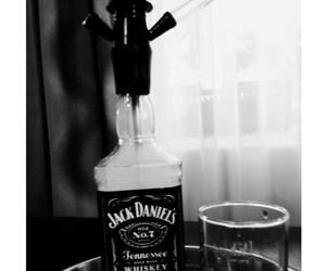 jack daniels, smoke, and sisha image
