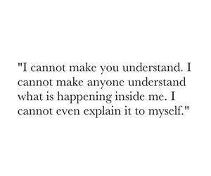 quotes, sad, and understand image