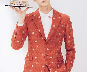 lee jong suk and red image