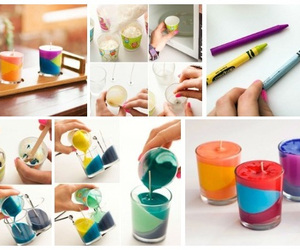 candle and diy image
