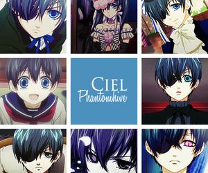 anime and kuroshitsuji image
