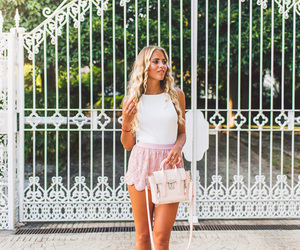 blog, blonde, and blonde hair image