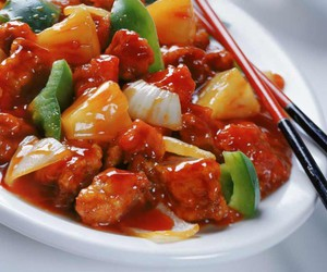 food and chinese image