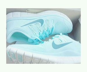 nike and blue image