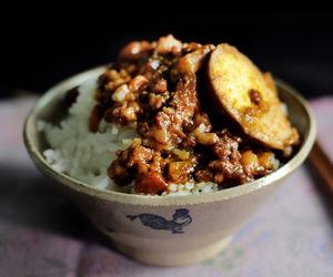 pork, rice, and mince image