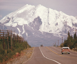 Dream, Road Trip, and mountain image
