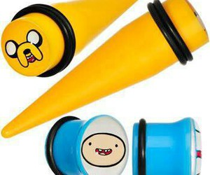 accesorios and finn y jake image