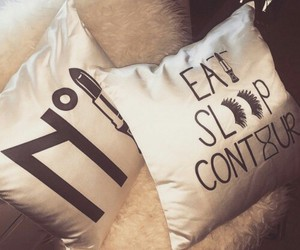 eat, sleep, and contour image