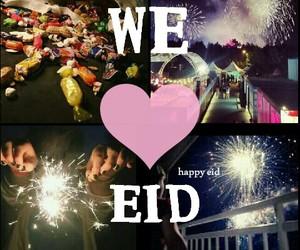 allah, arabic, and eid image