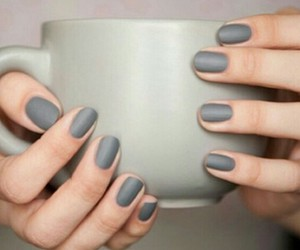 gris, mate, and nails image