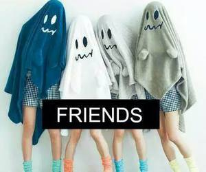 funny, ghost, and girls image
