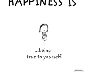 happiness and true image